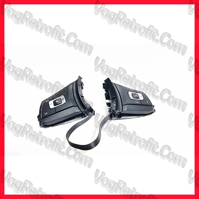Poza 2 - 1K8959442 / 1K8 959 442 Set Comenzi Volan VW Scirocco Passat Jetta Golf Tiguan Touran