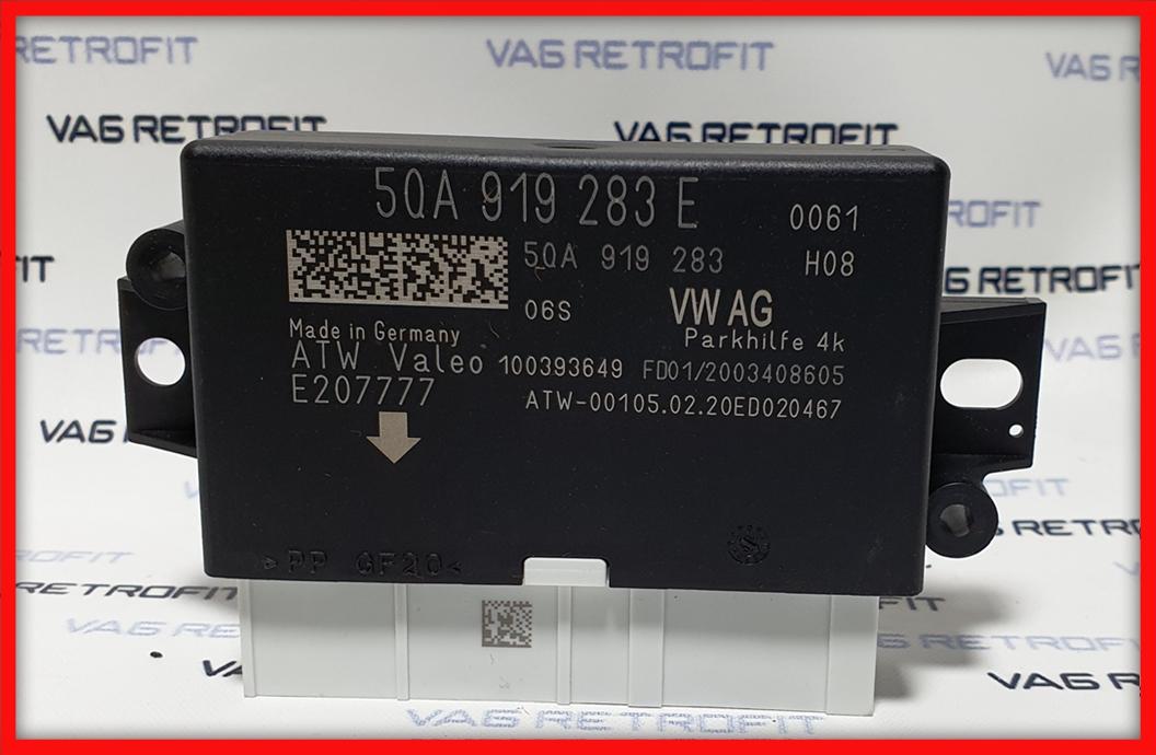Poza - Calculator Senzori Parcare VW AUDI SEAT SKODA 5QA919283E 5QA 919 283 E