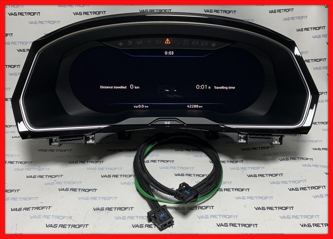 Poza 4 - Ceasuri Bord Arteon Passat B8 3G Active Info Virtual Cockpit AID 3G0920791