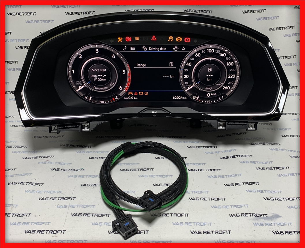 Poza 5 - Ceasuri Plasma Passat B8 3G 3G0920791B Active Info Display AID Cockpit