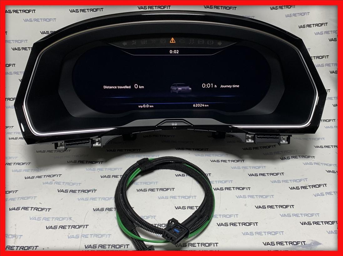 Poza - Ceasuri Plasma Passat B8 3G 3G0920791B Active Info Display AID Cockpit