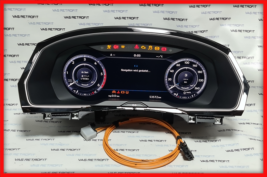 Poza 2 - Ceasuri De Bord Passat B8 Arteon 3G0920791B AID Active Info Display