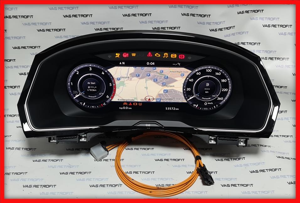 Poza 1 - Ceasuri De Bord Passat B8 Arteon 3G0920791B AID Active Info Display