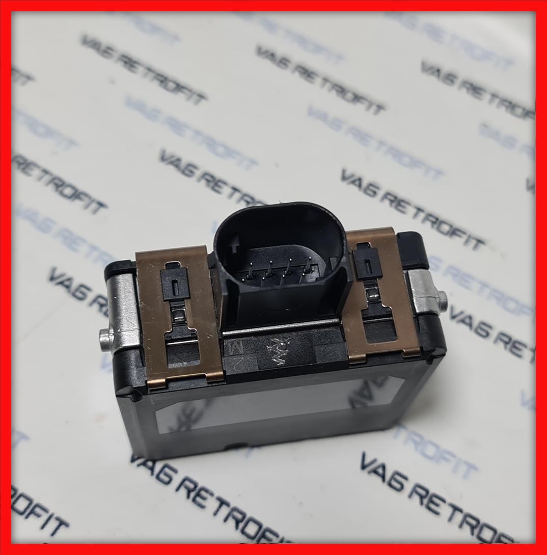 Poza 2 - 3QF907561D / 3QF 907 561 D Modul Distronic ACC Radar ACC VW SKODA SEAT