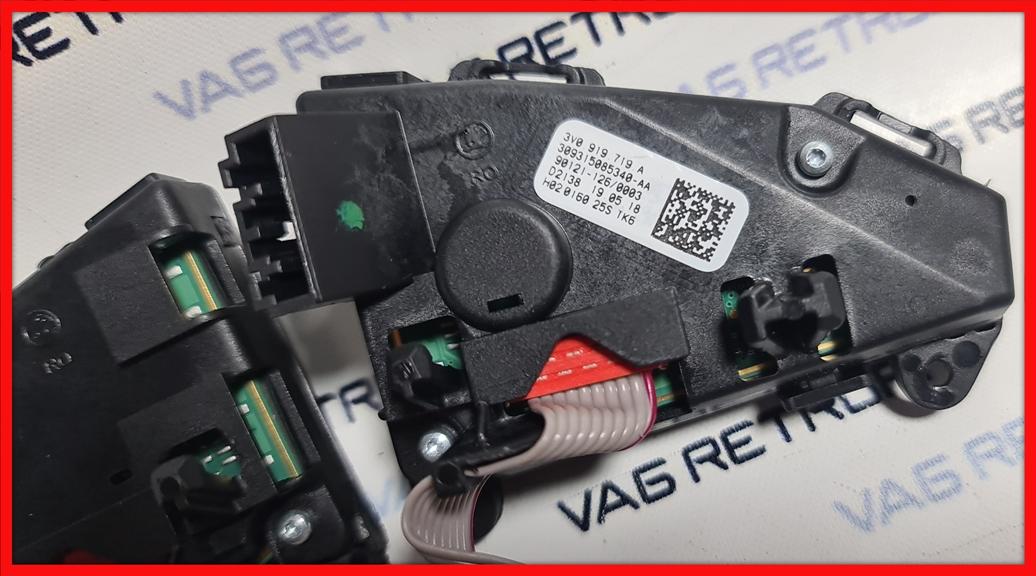Poza 5 - Comenzi Volan Skoda Octavia 3 Fabia Superb Rapid 3V0919719A / 3V0 919 719 A