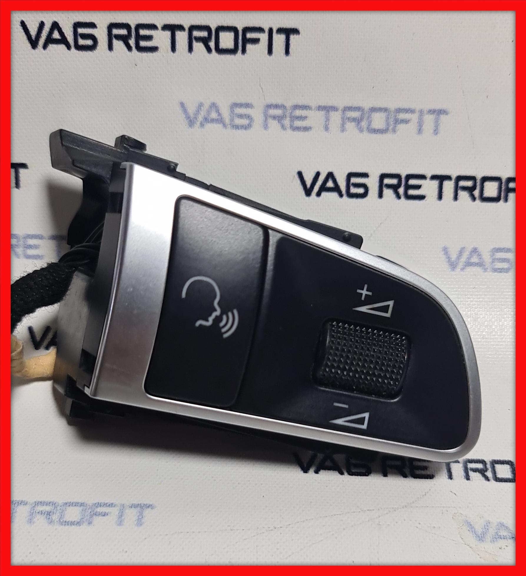 Poza 4 - Comenzi Volan Audi A3 A4 A5 A6 A8 Q5 Q7 4E0951527 / 4E0 951 527
