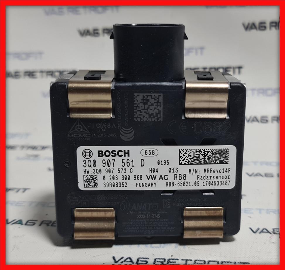 Poza - Modul Radar ACC VW SKODA SEAT 5Q0907561D / 5Q0 907 561 D DISTRONIC