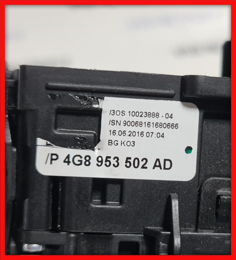 Poza 3 - Ansamblu manete cu pilot automat / tempomat Audi A4 B8 Audi Q5 8R