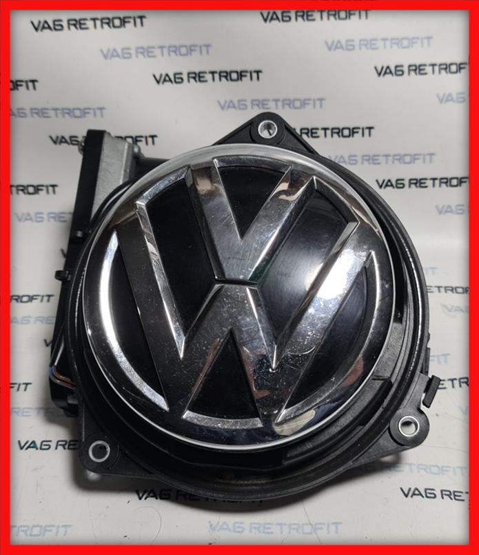 Poza 2 - Camera Spate Marsarier VW Passat B8 HIGHLINE Emblema FLIP ORIGINALA