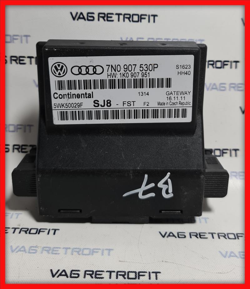 Poza - Modul Control Can Gateway VW Passat B7 7N0907530P