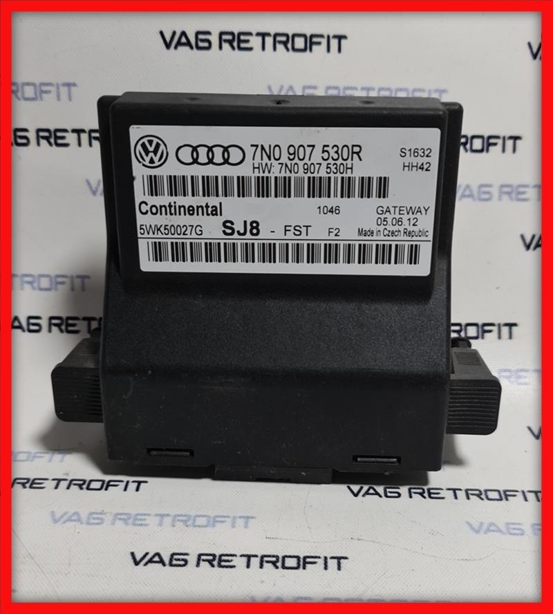 Poza - Modul Control Central Can Gateway VW Skoda  7N0907530R