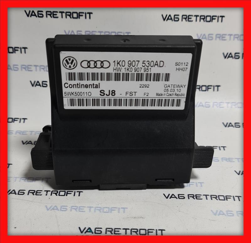 Poza 1 - Modul Control Central Can Gateway VW Skoda Seat 1K0907530AD