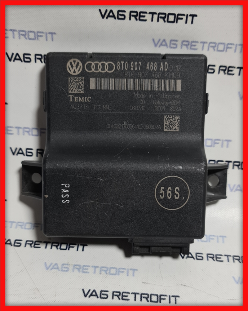 Poza - Modul Control Central Can Gateway Audi A4 A5 Q5 8T0907468AD