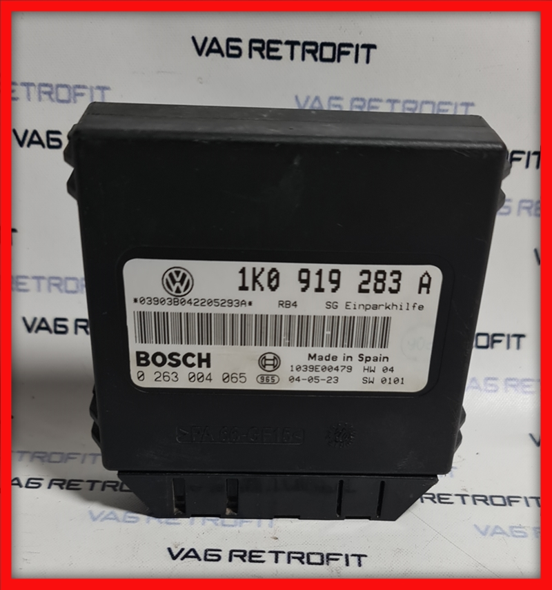 Poza - Modul senzori de parcare VW Golf 5 V Audi 1K0919283A