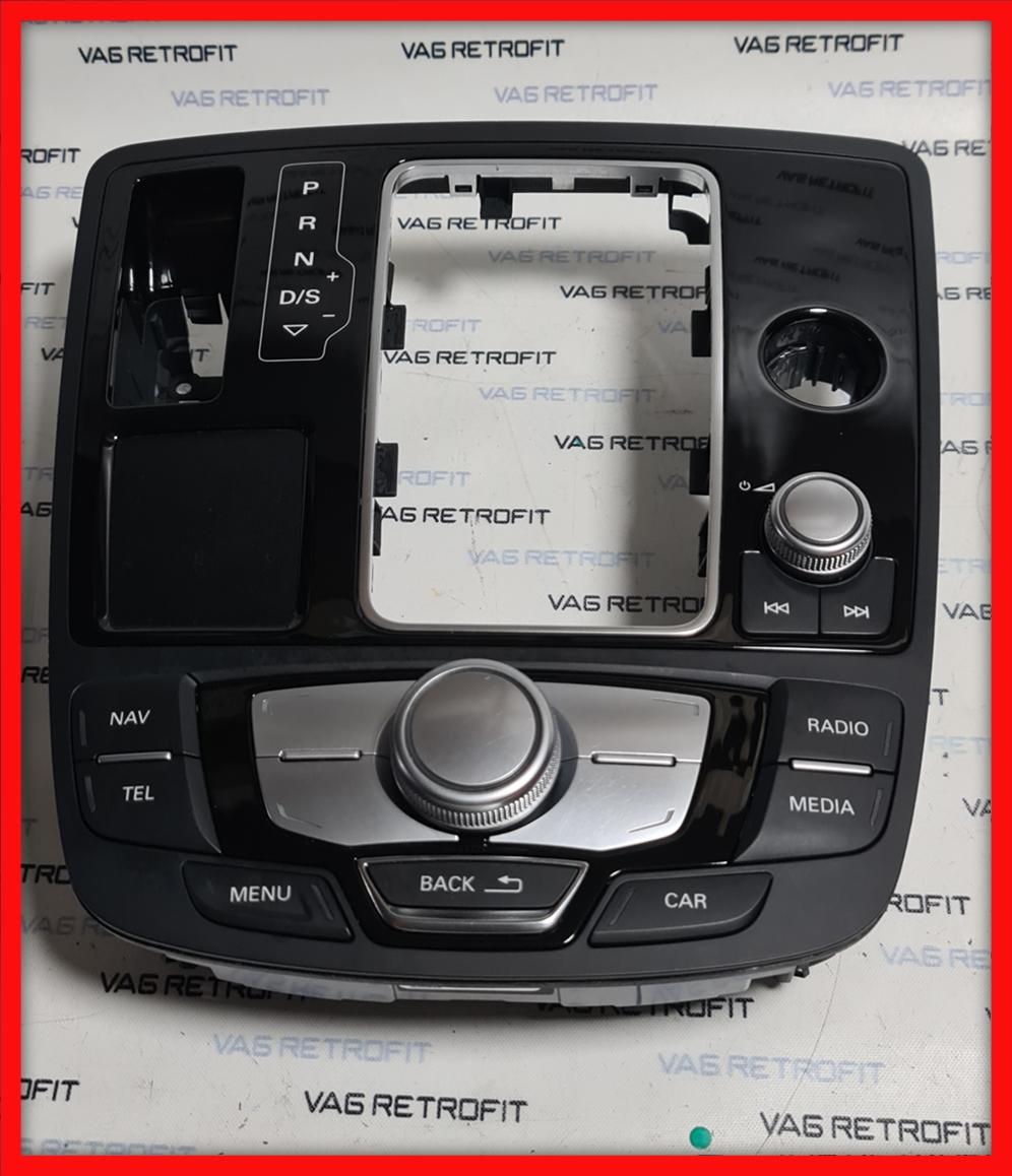 Poza - Consola Navigatie MMI Audi A6 C7 4G 4G1919610F 4G1 919 610 F