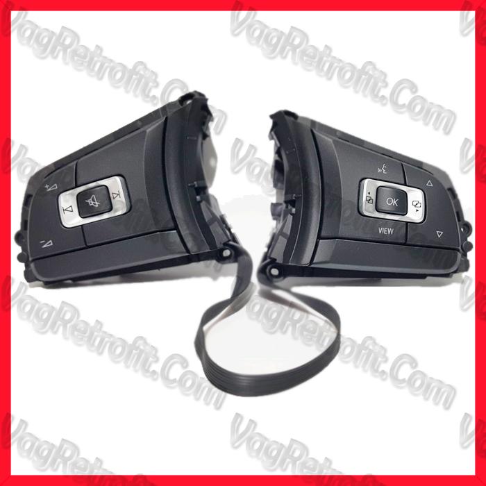 Poza - 2G0959442N / 2G0 959 442 N Comenzi Volan VW Polo 6 2G FACELIFT