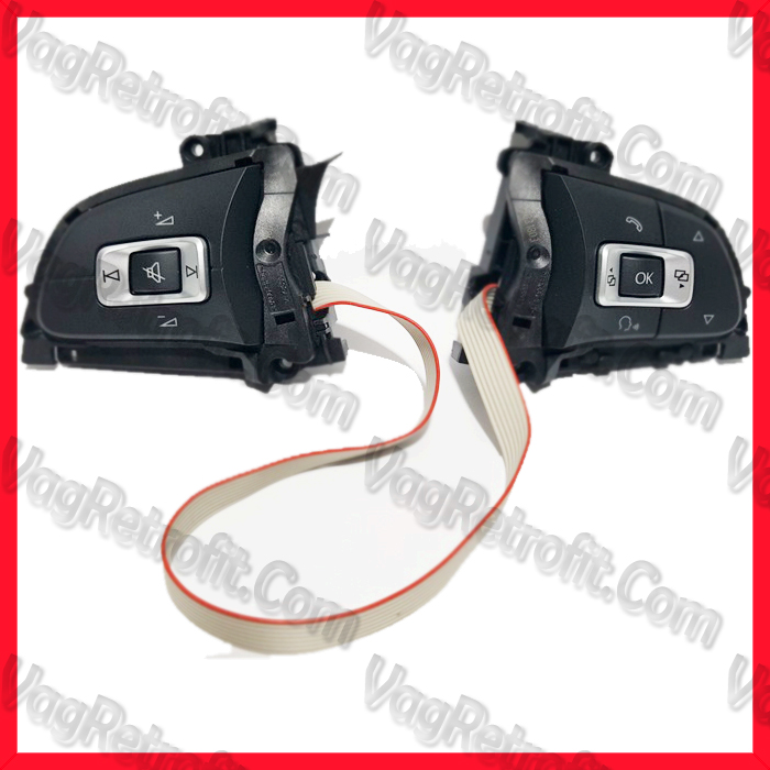Poza - 2H0959442 / 2H0 959 442 Set Comenzi Volan VW Amarok Transporter T6 Polo Caddy