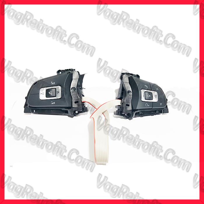 Poza - 5G0959442H / 5G0 959 442 H Set Comenzi Volan VW Golf 7 VII Passat B8 Arteon Tiguan