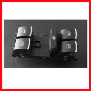 Poza - Consola geamuri Electrice / Panou Comanda Geamuri Electrice Chrome VW / Seat