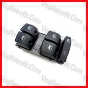 Poza - Consola Butoane 4 Geamuri Electrice Audi A3 8P Audi A6 Audi Q7