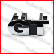 Poza - Emblema Logo Inscriptie Radiator GT VW Golf 5 V