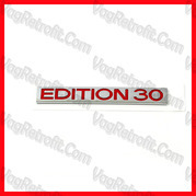 Poza - Emblema Logo Inscriptie Haion EDITION 30 VW Golf 5 V