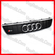 Poza - Grila Radiator Originala Audi A3 S3 8L 2000 - 2003