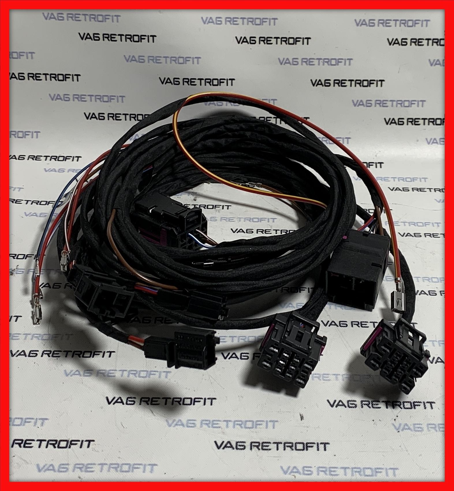 Poza - Cablu / Cablaj Scaune Incalzite VW Passat B8 3G Golf 7 VII SEAT SKODA AUDI
