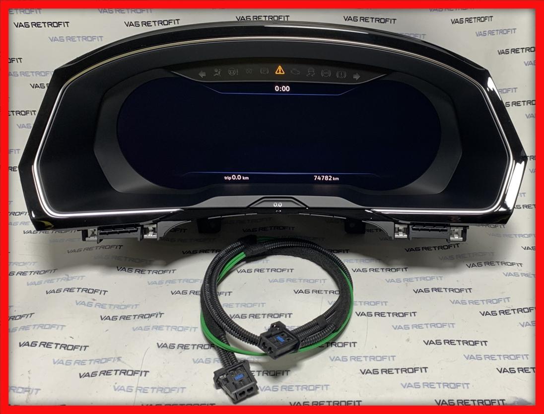 Poza 3 - Ceasuri Bord Virtual Cockpit AID VW Passat B8 Arteon 3G0920791C