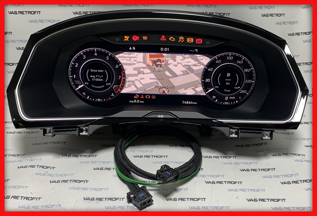 Poza - Ceasuri Digitale VW Arteon Passat B8 3G0920791C Active Info Display AID