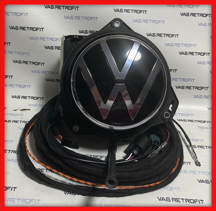 Poza - Camera Spate Marsarier VW Passat B8 Facelift HIGHLINE FLIP ORIGINALA