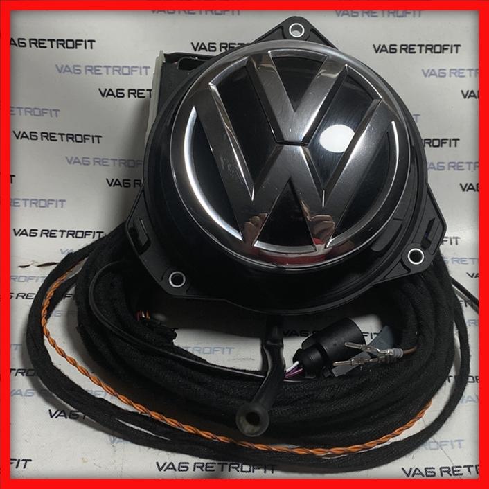 Poza - Camera Spate Marsarier 360 Area View VW Passat B8 HIGHLINE FLIP ORIGINALA
