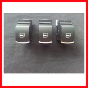 Poza 4 - Butoane Geamuri Electrice CHROME VW Golf 5 V