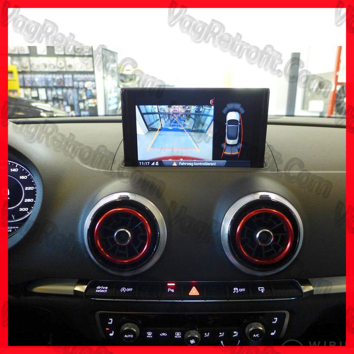 Poza 4 - Camera Audi A3 8V Facelift HIGHLINE Maner Camera Video Marsalier