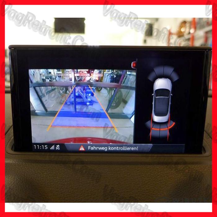 Poza 5 - Camera Audi A3 8V Facelift HIGHLINE Maner Camera Video Marsalier