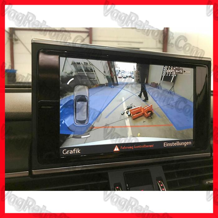 Poza 5 - Camera Audi A6 4G C7 Facelift HIGHLINE Maner Camera Video Marsalier