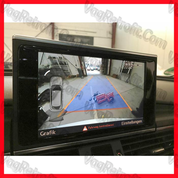Poza 6 - Camera Audi A6 4G C7 Facelift HIGHLINE Maner Camera Video Marsalier
