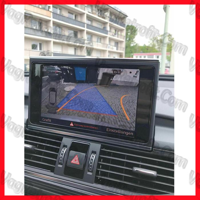 Poza 4 - Camera Audi A6 4G C7 Facelift HIGHLINE Maner Camera Video Marsalier