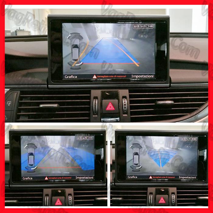 Poza 2 - Camera Audi A6 4G C7 Facelift HIGHLINE Maner Camera Video Marsalier