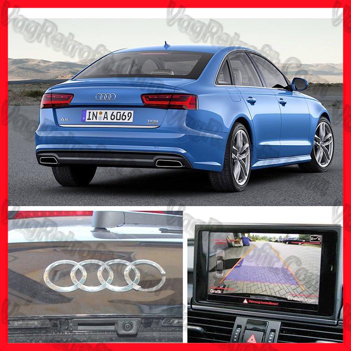 Poza 3 - Camera Audi A6 4G C7 Facelift HIGHLINE Maner Camera Video Marsalier