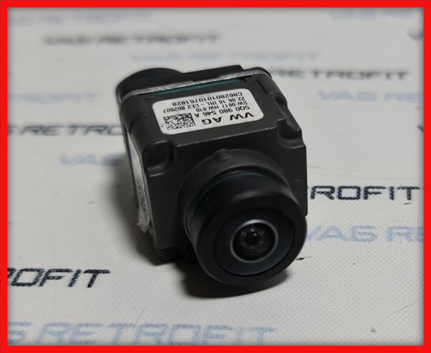 Poza - Camera Fata Frontala VW SKODA SEAT AUDI 5Q0980546A