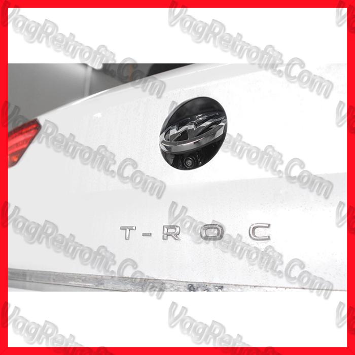 Poza 7 - Camera Marsalier Originala in Emblema VW T ROC / T-ROC