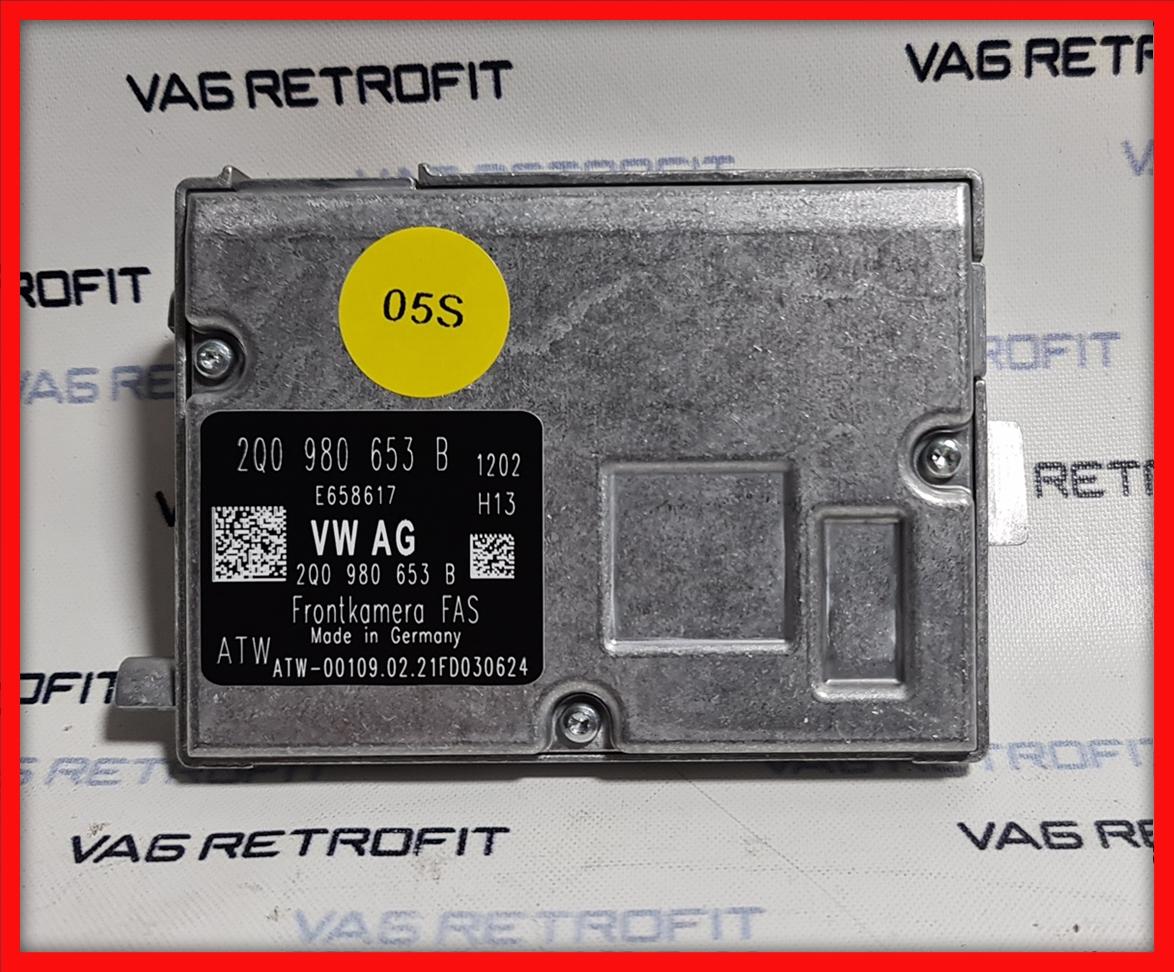 Poza 4 - Camera Video Frontala Parbriz 2Q0980653B 2Q0 980 653 B VW Golf Passat SKODA