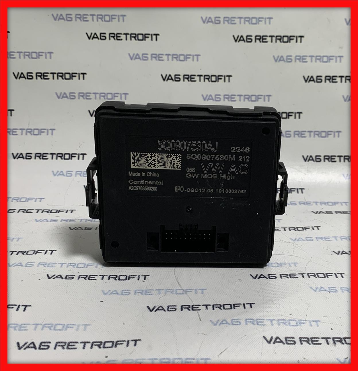 Poza 2 - Can Gateway VW GOLF VII 7 Passat B8 Octavia 3 5Q0 907 530 AJ HIGHLINE
