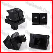Poza - Butoane 2 Geamuri Electrice Consola 2 Geamuri Electrice Pentru Vw Golf 5 6 Passat B6