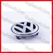 Poza - Emblema Grila Radiator VW Golf 5 Jetta Passat B6 3C CC Tiguan