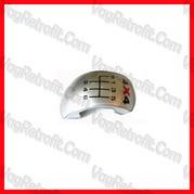 Poza - Emblema Schimbator 6 Trepte 4X4 Skoda Octavia 2 II
