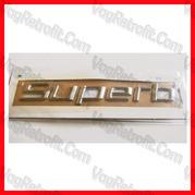 Poza - Emblema Spate Inscriptie Superb Skoda Superb 2 II