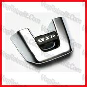 Poza - Emblema Volan GTD VW Golf 6 VI Passat Tiguan Scirocco