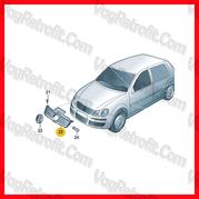 Poza 3 - Grila Centrala Volkswagen VW Polo 9N 9N3 06-09 GTI